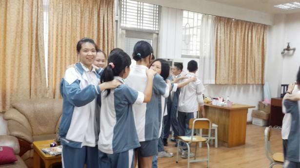 青少年抗逆力社交能力提升小组