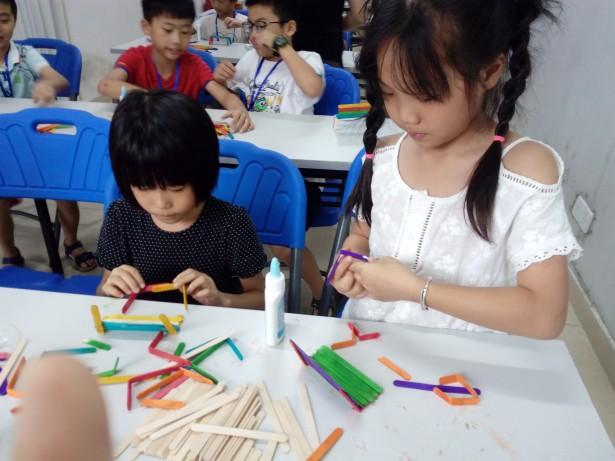 儿童创意小木工课堂