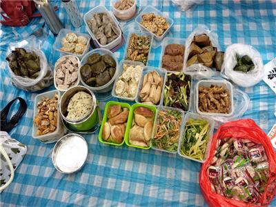 品味家乡菜,共享邻里情 ——长者同乐日活动