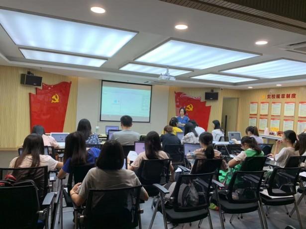 禅青社工开展2019年度第一期社会工作实务提升培训
