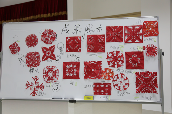 这是我们第一次体验课成员的作品哦!