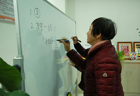 课堂前的热身游戏,根据教授的内容设置相关的游戏进行知识的预热,欢笑连连~