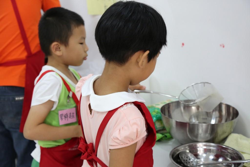 小厨神们要大展身手了!